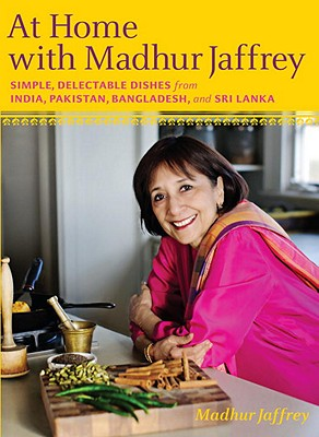 At Home With Madhur Jaffrey By Jaffrey, Madhur/ Hirsheimer, Christopher (PHT)
